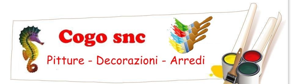 Cogo snc - Restauri - Decorazioni - Tinteggiature - Imbianchino - Decoratore ...